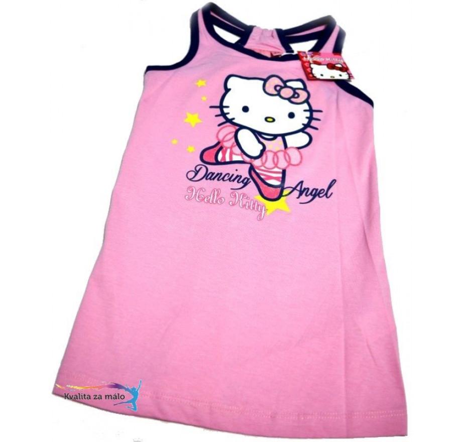 3d0e9b78fd03 Detské šaty Hello Kitty ružové