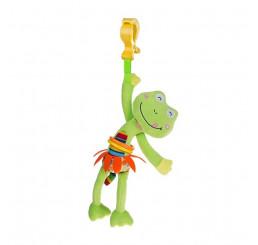 Plyšová hračka s vibráciou ŽABKA Plyš, 30 cm