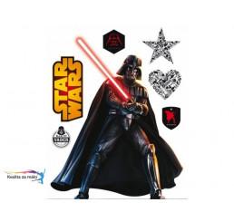 Dekorácia na stenu Star Wars Maxi