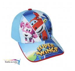 Šiltovka Super Wings modrá veľ. 53