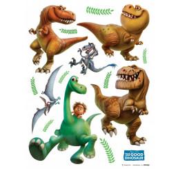 Veľká samolepka na stenu Dobrý Dinosaurus Film 65x85 cm