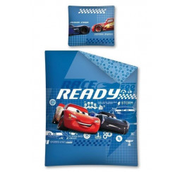 Obliečky Cars Ready 140x200, 70x80