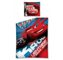 Obliečky Cars 140x200, 70x80