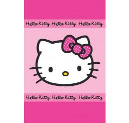 Detský uterák Hello Kitty Bavlna - Froté, 60x40 cm