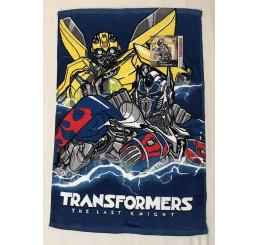 Detský uterák Transformers Bavlna - Froté, 60x40 cm