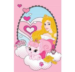 Detský uterák Princezné Bavlna Froté 60x40 cm