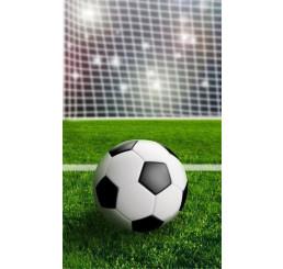 Detský uterák Futbal Bavlna Froté, 50x30 cm