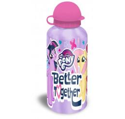 Hliníková fľaša My Little Pony Better 500 ml