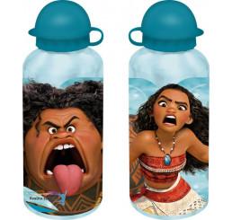 Hliníková fľaša Odvážna Vaiana modrá