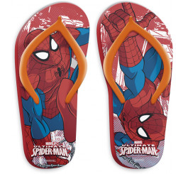 Žabky Spiderman veľ. 35x36