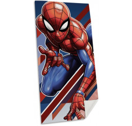 Osuška Spiderman pruhy 70x140