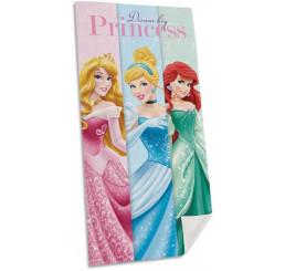 Osuška Princezné Ariel, Popoluška, Auróra 70x140