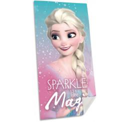 Osuška Ľadové Kráľovstvo Elsa Magic 70x140