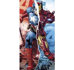Osuška Avengers 70x140 2017