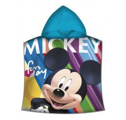 Pončo Mickey 60x120