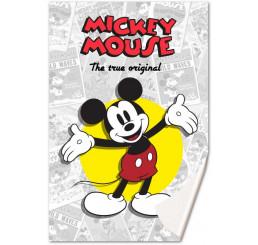 Fleece deka Mickey klasik 100x150