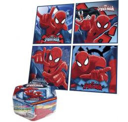 Magický uterák Spiderman 30x30