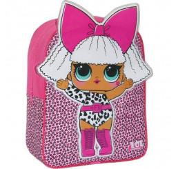 Detský batoh LOL Pink Polyester, 31x24x11 cm