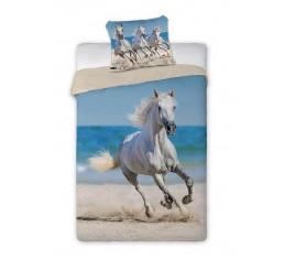 Obliečky Kôň na pláži 140x200, 70x90