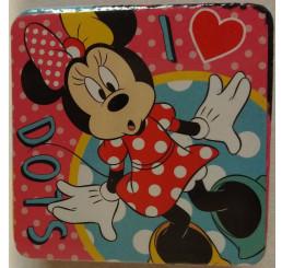 Magický uterák Minnie dots Bavlna - Froté, 30x30 cm