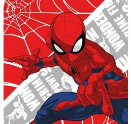 Magický uteráčik Spiderman 30x30