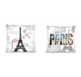 Obliečka na vankúšik Paríž micro 40x40