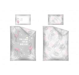 Obliečky Fortnite grey Bavlna, 140x200, 70x90 cm