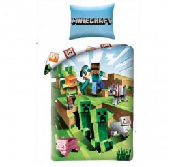 Obliečky Minecraft Farma