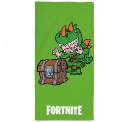 Osuška Fortnite Green 70x140