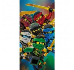 Osuška Lego Ninjago Meče 70x140