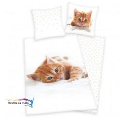 Obliečky Malé mačiatko