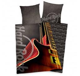 Obliečky Hard Rock Cafe Kytara Bavlna 140x200, 70x90 cm