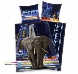Obliečky Big City Slon