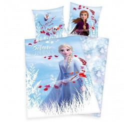Obliečky Ľadové Kráľovstvo 2 Believe Bavlna 140x200, 70x90 cm