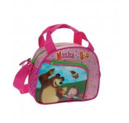 Junior taška Máša a Medveď 23x19x10 cm