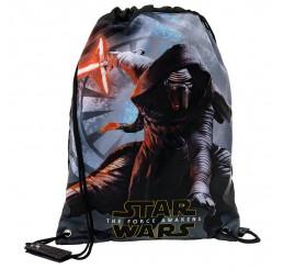 Vak na chrbát Star Wars VII Black Polyester 30x40 cm