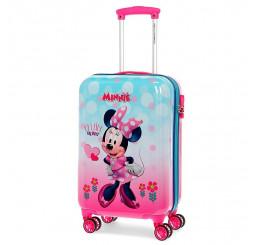Cestovný kufor Minnie Heart ABS plast, 33l