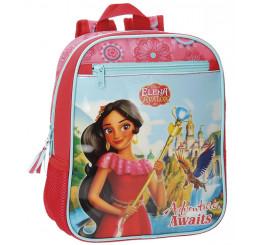 Detský batôžtek Princezná Elena z Avaloru Polyester-PVC 23x28x10 cm