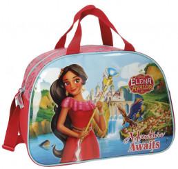 Športová taška Princezná Elena z Avaloru Polyester-PVC 40x28x22 cm