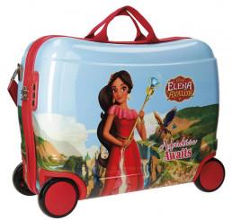 Detský kufrík Princezná Elena z Avaloru ABS plast, 34 l