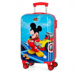 Cestovný kufor Mickey Lets Roll ABS plast, 33l