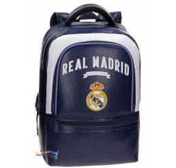 Batoh na notebook Real Madrid Vintage 100% PU 31x44x15