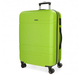 Cestovný kufor MOVOM Galaxy Green ABS plast, 68x48x27, objem 72 l