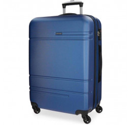 Cestovný kufor MOVOM Galaxy Blue ABS plast, 78x53x31, objem 108 l