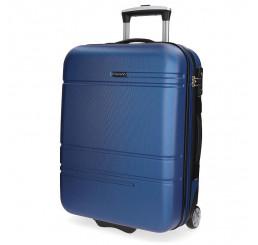 Cestovný kufor MOVOM Galaxy Blue ABS plast, 36l