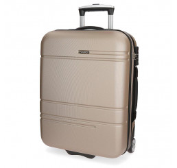 Cestovný kufor MOVOM Galaxy Champagne ABS plast, 36l