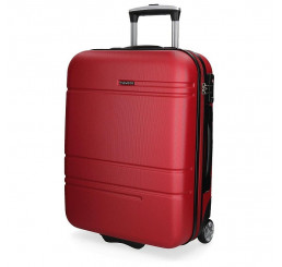 Cestovný kufor MOVOM Galaxy Red ABS plast, 36l