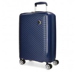Cestovný kufor MOVOM Tokyo Blue Polypropylén, 37l