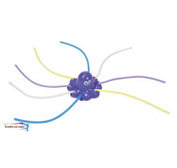 Striekacia chobotnica Octopus