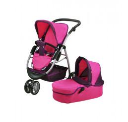 Kočík pre bábiky CICO 39 Pink